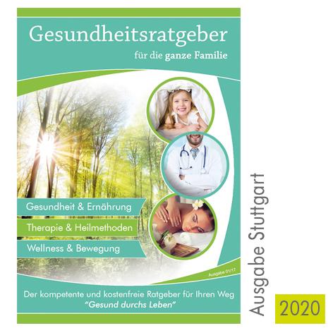 Cover Ausgabe Stuttgart 2020