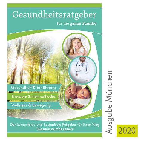 Cover Ausgabe München 2020