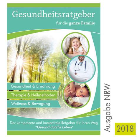 Cover Ausgabe NRW 2018
