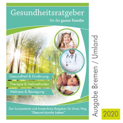 Cover Ausgabe Bremen 2020